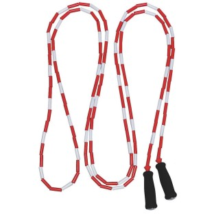 BEADED SPEED JUMPROPE 16FT PK6