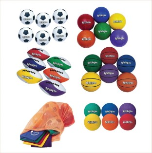 SPORTS BALL PLUS PACK YOUTH