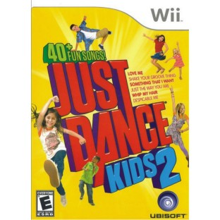 JUST DANCE 2 KIDS FOR WII