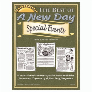 BEST OF A NEW DAY EVENTS BOOK
