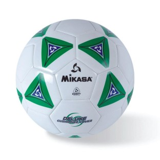 MIKASA SOFT SOCCER BALL SZ 3 GREEN/WHITE