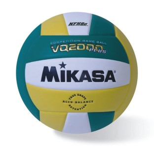 MIKASA COMPETITION VOLLEYBALL KELLY GREEN