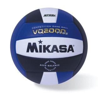MIKASA COMPETITION VOLLEYBALL ROYAL/BLACK