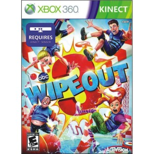 WIPEOUT 3 FOR XBOX KINECT