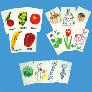 PICTURE CARD CLASSIFICATION SET PK/3