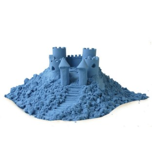 SHAPE IT SAND KIT BLUE SAND