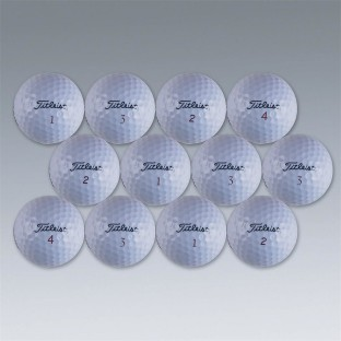 TITLIEST RELOAD GOLF BALLS PK12