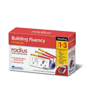 RADIUS CD CARD SET BUILDING FLUENCY