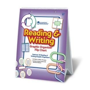 READING AND WRITING GRAPHIC ORGAN FLIPCHART