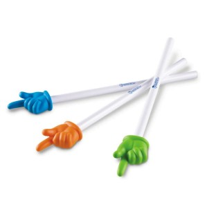 RAINBOW POINTERS - POP SET OF 10