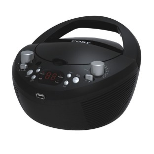 PORTABLE MP3 CD STEREO AM/FM RADIO AND USB