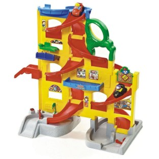 LP WHEELIES STAND N PLAY 2/PK