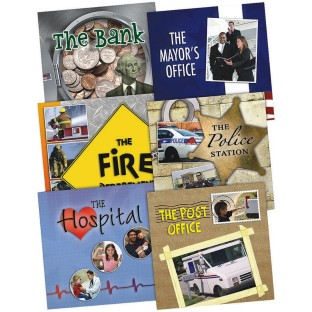 OUR COMMUNITY BOOK SET OF 6