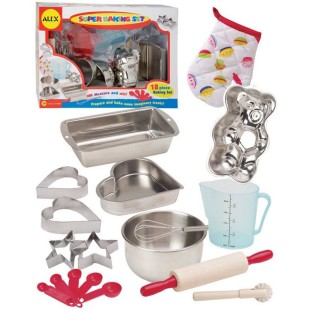 SUPER BAKING SET OF 18 PCS
