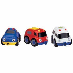 TAILGATE TRIO EMERGENCY VEHICLES