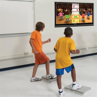 NINTENDO WII GROUP FITNESS PACK
