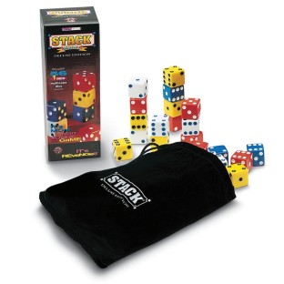 STACK GIANT DELUXE DICE GAME