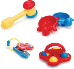 MY FIRST RATTLE PLAYSET