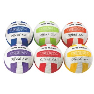 SOFTY TRAINER VOLLEYBALL SET OF 6