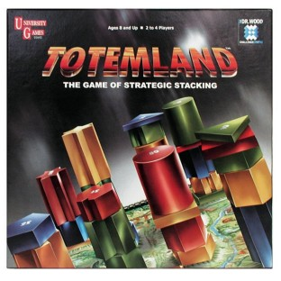 TOTEMLAND STRATEGY STACKING GAME
