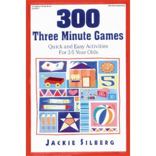 THREE HUNDRED THREE MINUTE GAMES BOOK