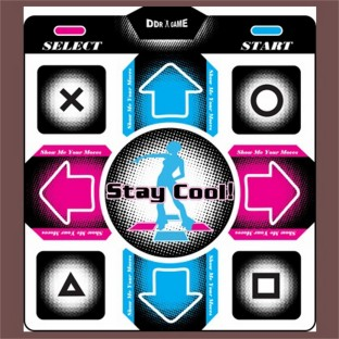 DDR EXTRA PRACTICE PAD