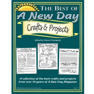 BEST OF A NEW DAY CRAFTS BOOK