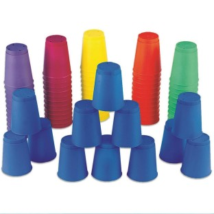 SPECTRUM STACKING CUPS