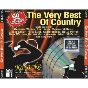 VERY BEST OF COUNTRY CD SET