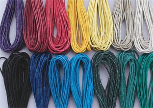 NATURAL FIBER CORD ASSORTMENT  PK/14