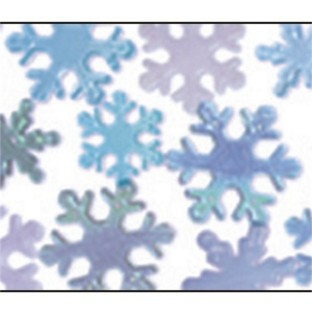 SNOWFLAKES PHOTO BORDER PK/12