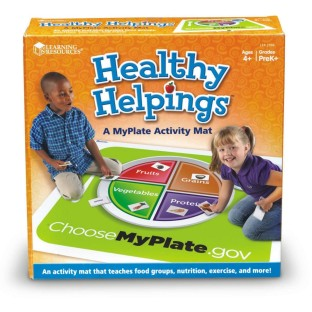 Healthy Helpings™ MyPlate Activity Mat