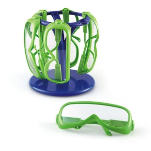Primary Science Safety Glasses with Stand