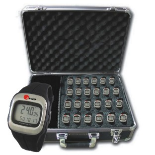 EKHO WMP88 HEART RATE MONITOR CLASS PACK 30