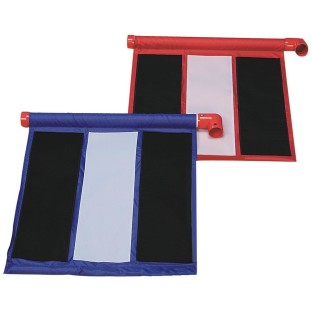 Scooter Flag Tag Game Targets