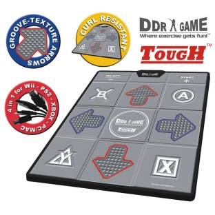 DDR TOUGH MULTI SYSTEM DANCE PAD