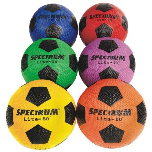 6 great Spectrum™ colors!