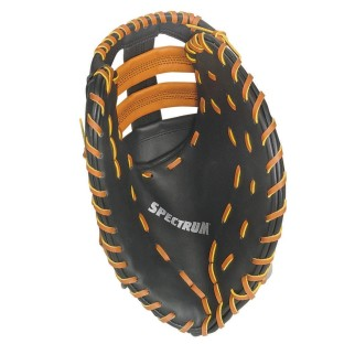SPECTRUM FIRST BASE MITT YOUTH 12IN RH COMPOSITE