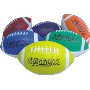 Great for small hands to grip and throw.