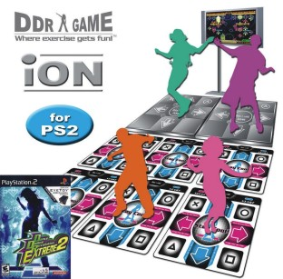DDR GROUP FITNESS SYSTEM