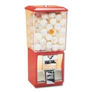 TABLE TENNIS BALL DISPENSER 50 CENT VERSION