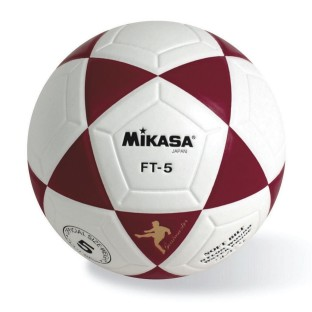 Mikasa® FT5 Soccer Ball Size 5 Red/White