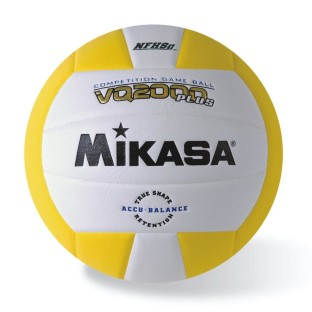MIKASA COMPETITION VLYBALL GOLD WHITE