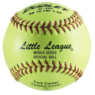 Dudley® Little League Fast Pitch Softball 12