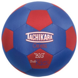 Tachikara® Big Soft Kick Soccer Ball