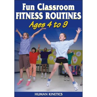 FUN CLASSROOM ROUTINES FOR AGES 4 TO 9 DVD