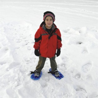 KIDS TOY SNOW SHOES