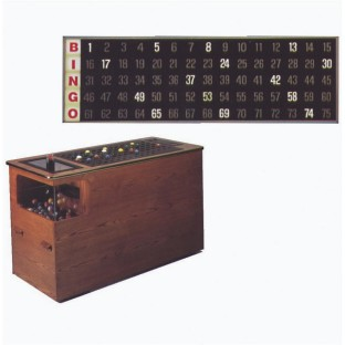 PREMIER BINGO CONSOLE AND FLASHBOARD
