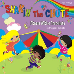 SHAKIN THE CHUTE MUSIC CD