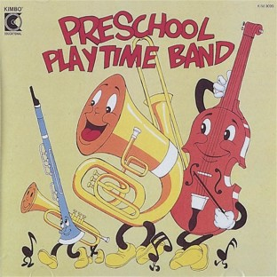 PRESCHOOL PLAYTIME BAND CD